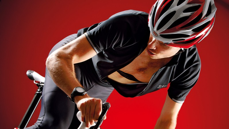 Use our heart-rate-monitor training plan to improve your cycling