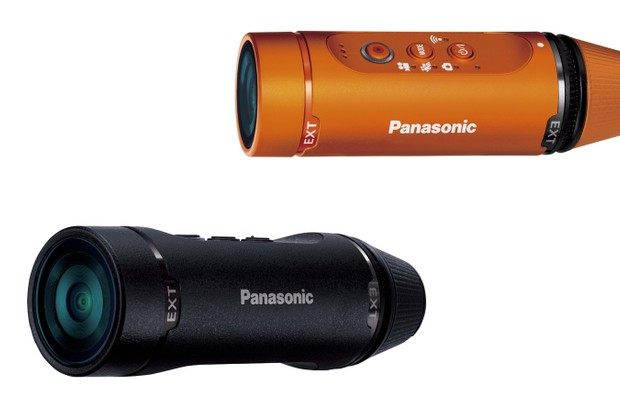 The Panasonic HX-A1 is an extremely compact 'wearable' camera, but time will tell if the footage is competitive