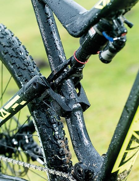 A lighter frame and Commencal's new pedal-efficient twin phase Contact system cam rocker are at the heart of the Meta