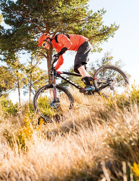 The Vitus packs both value and superb suspension, but short geometry hinders it