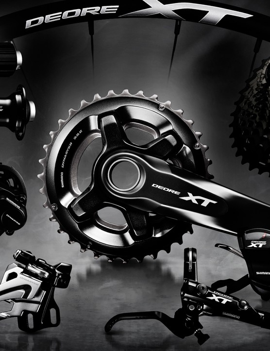 Shimano has announced the new Deore XT M8000 11-speed mechanical groupset