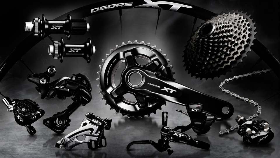 3b2c7b00dbe Shimano has announced the new Deore XT M8000 11-speed mechanical groupset