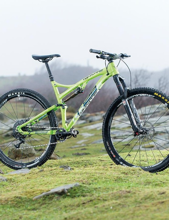 Whyte's T-129 Works SCR could teach most 650b rides a thing or two