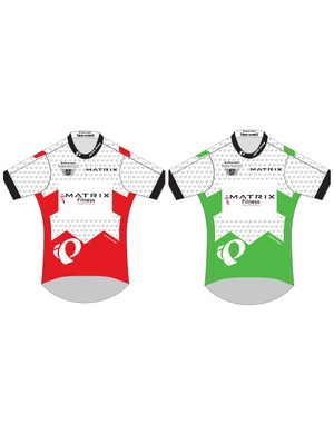 The women's series will see top domestic pros vying for red and green jerseys