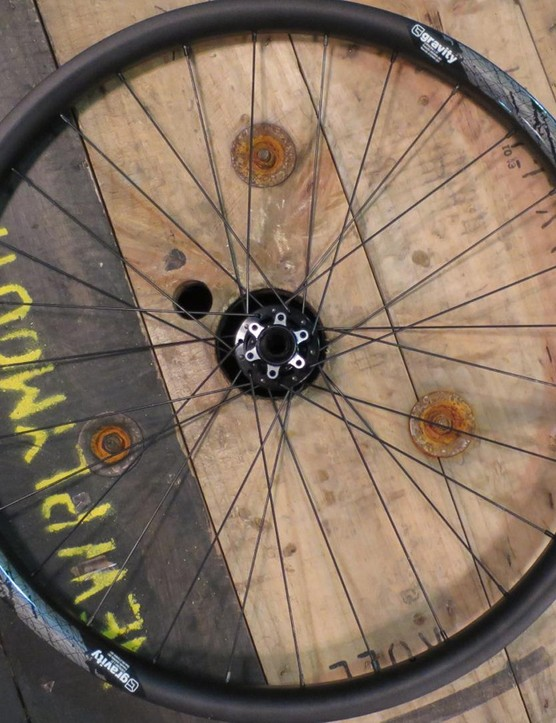 A new alloy wheelset is also available in both 650b and 29in options