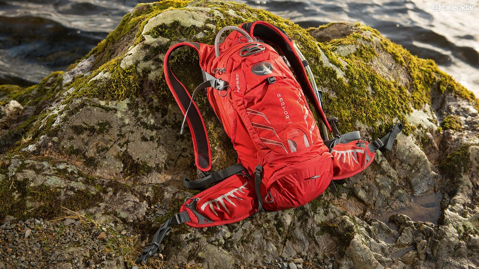Osprey's Raptor 14 is superbly feature-packed