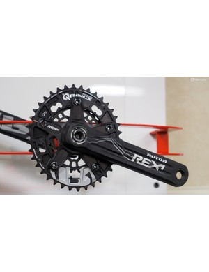 Rotor's new INpower spindle-based power meter is designed to work across the company's entire portfolio of 30mm-diameter cranksets - including both road and mountain bike models