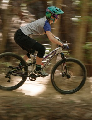 Perhpas a little more agile through the turns, the Rumor 650b should quickly find an eager market