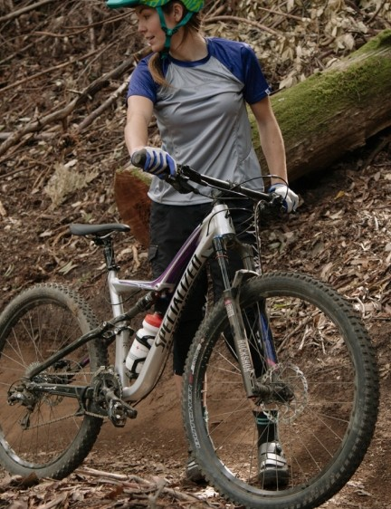 The Rumor 650b was secretly shown at a recent launch in New Zealand