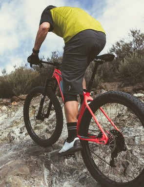 These Fuse and Ruze aren't fat bikes – they're designed for everyday trail riding