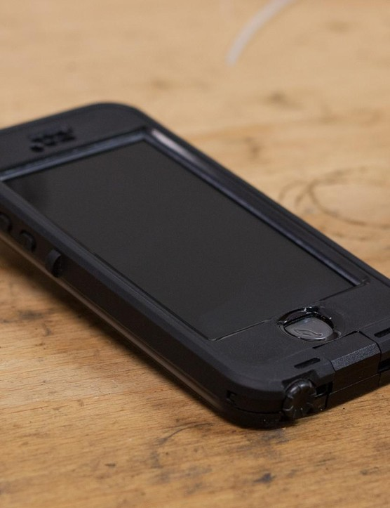 Lifeproof Nude iPhone case –from the front