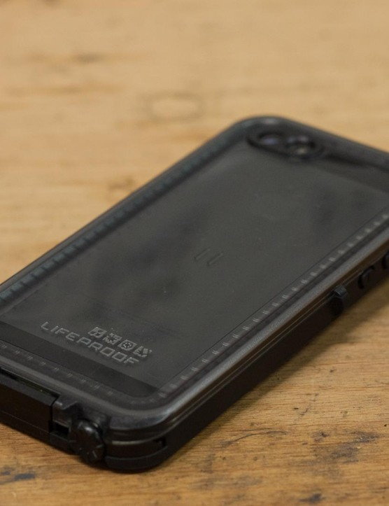 Lifeproof Nude iPhone case – from the back