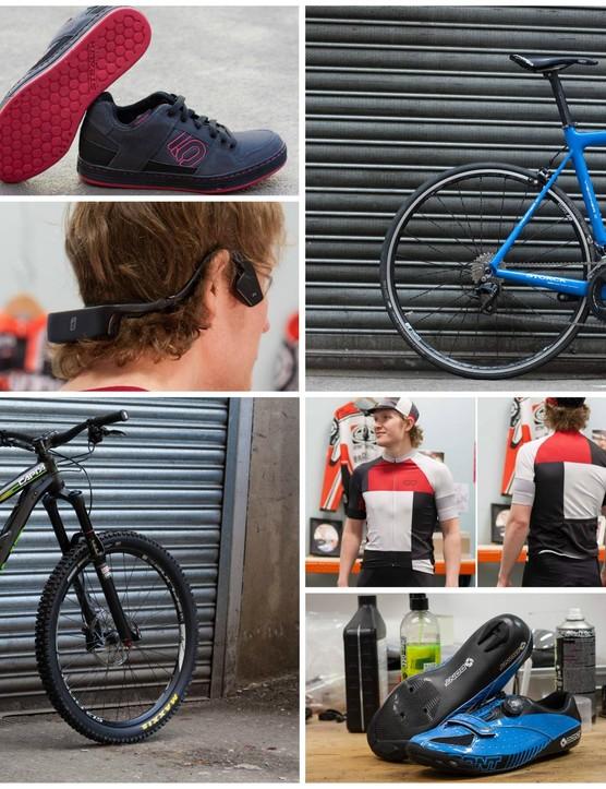 This week's new bike gear