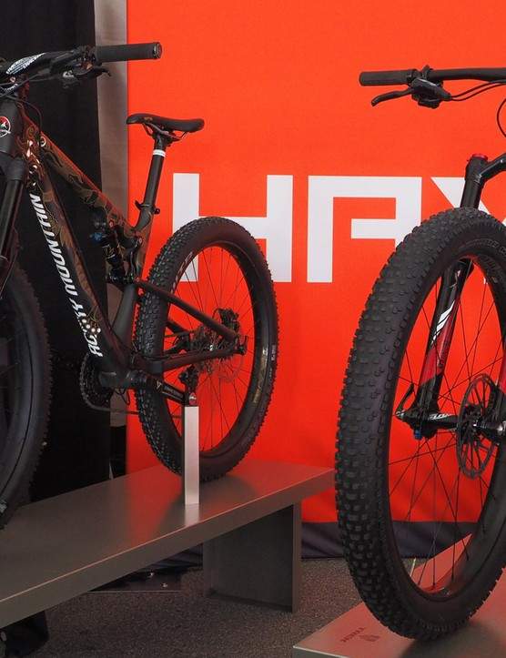 Manitou's new Magnum is seeing lots of OEM spec, too, including on Rocky Mountain's new backcountry bike and Specialized's new Fuse hardtail