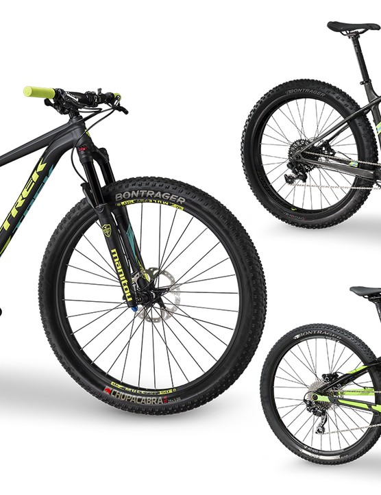 Trek is going big with 29+ and fat tires, but hasn't the company has forgotten about pint-sized riders, either