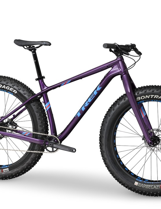 The Farley 7 will come with Barbegazi 26x4.7 tires, the Haru carbon/alloy fork and SRAM's GX drivetrain. It will also be available in August