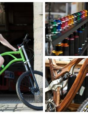 Bespoked Handmade bicycle show 2015 - gallery
