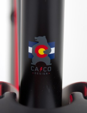 Like all Niners, the Jet 9 RDO is designed in Colorado