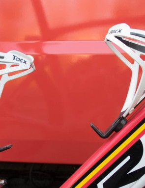 Tacx's new Deva bottle cages look very nice