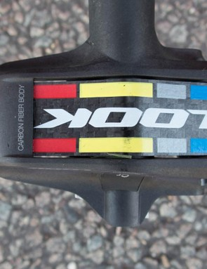 Roelandts uses KéO Blade 2 Cr pedals, in the stiffest 20Nm spring tension version for maximum security