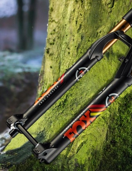 Fox's 36 Float 27.5 has been totally re-engineered to be lighter, smoother and more versatile