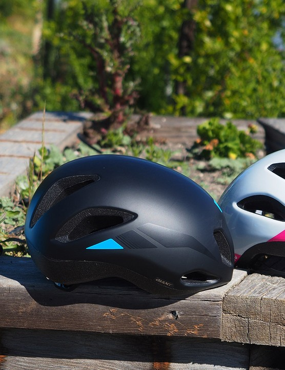 Giant-Alpecin team riders have been using the new Rivet aero road helmet for several months now and it'll now be available to the general market in about a month