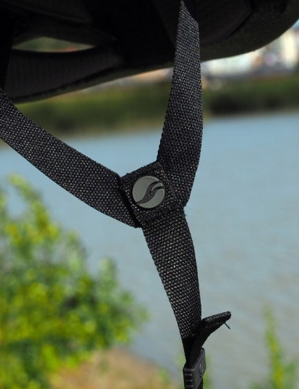 Lightweight webbing with fixed splitters should make for a lighter and more comfortable feel