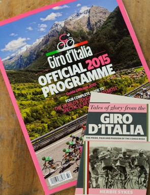 This years ProCycling Giro d'Italia guide is available now