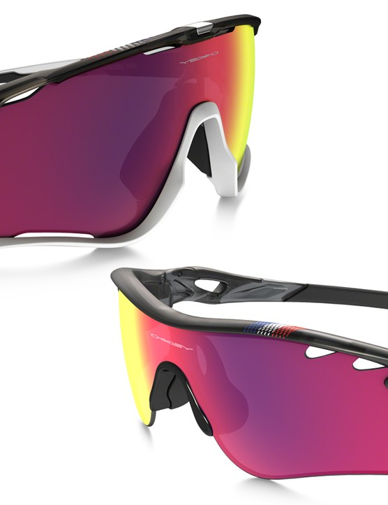Oakley appears to have soft-launched this year's special edition TDF sunnies