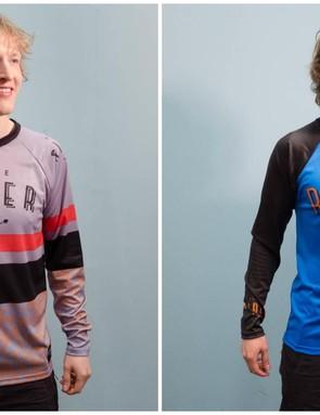 Flare Ride Co jerseys