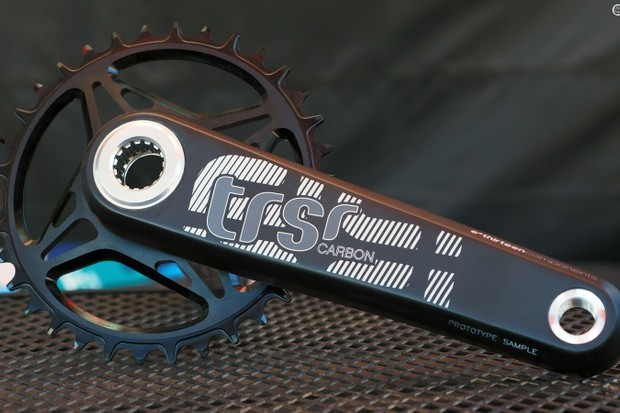 E*thirteen will soon release two new carbon fiber cranksets aimed at trail, enduro, and even downhill applications