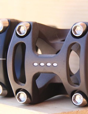 Gamut's Cillos stem comes in 40,50 and 60mm lengths