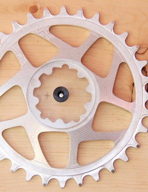 Gamut now has direct-mount versions of its narrow/wide chainrings for SRAM GXP cranksets