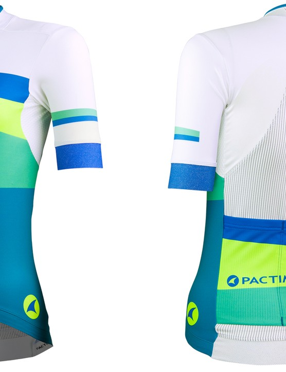 The Pactimo women's Summit RFLX jersey