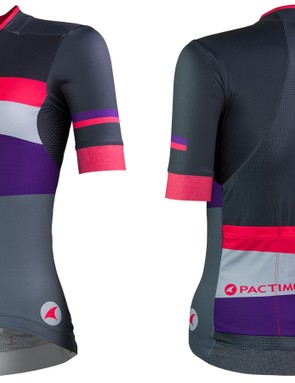 The Pactimo women's Summit RFLX jersey in another style