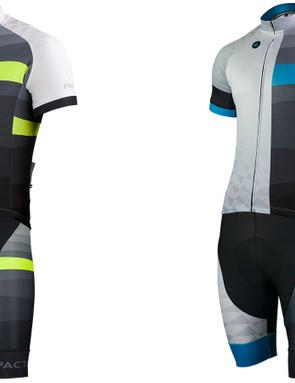 The Pactimo Ascent 2.0 jersey
