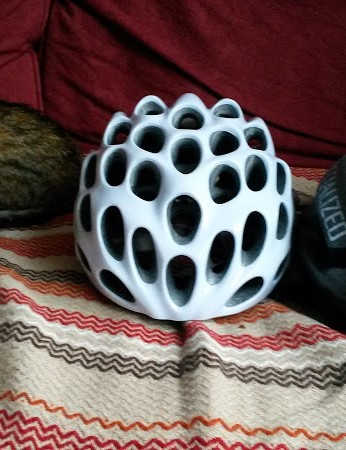 Specialized helmet highly recommended by forum member Crikey