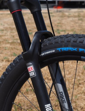 Turner Sultan owners can basically have two bikes in one just with a second set of wheels since both a standard 29er trail setup and a 27.5+ arrangement will fit