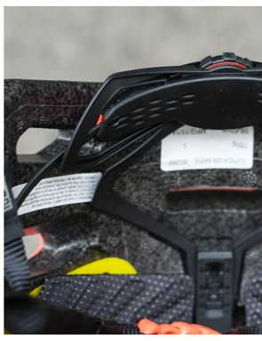 Both helmets feature proven retention systems