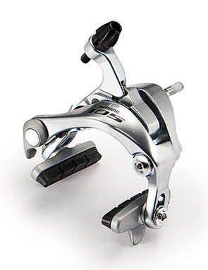 Shimano 105 brakes have benefited from some quality trickle down via their Dura-Ace and Ultegra siblings