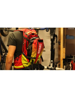 A good hydration pack eliminates the need for bottles