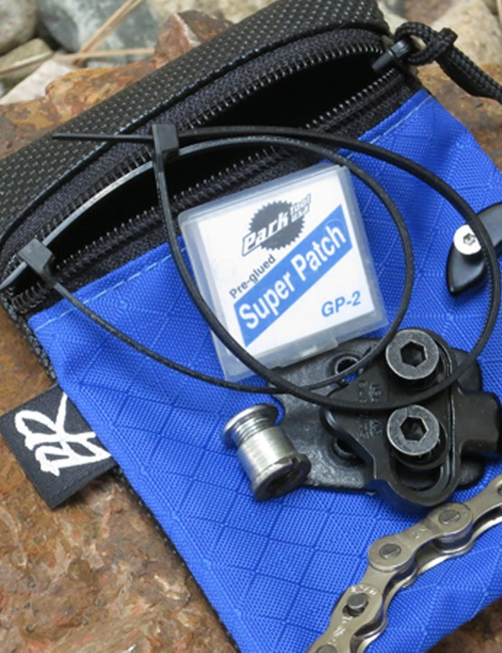 Some of the essential spares you'll need alongside your tools