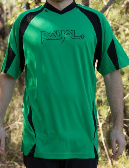 A good wicking jersey kind of goes without saying, doesn't it?