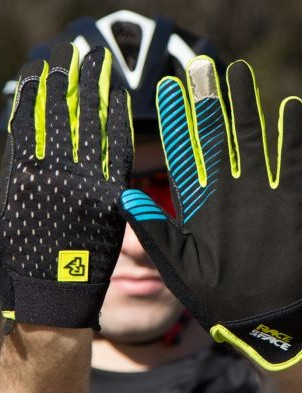 Gloves don't just offer injury protection but keep sweating and chafing in check