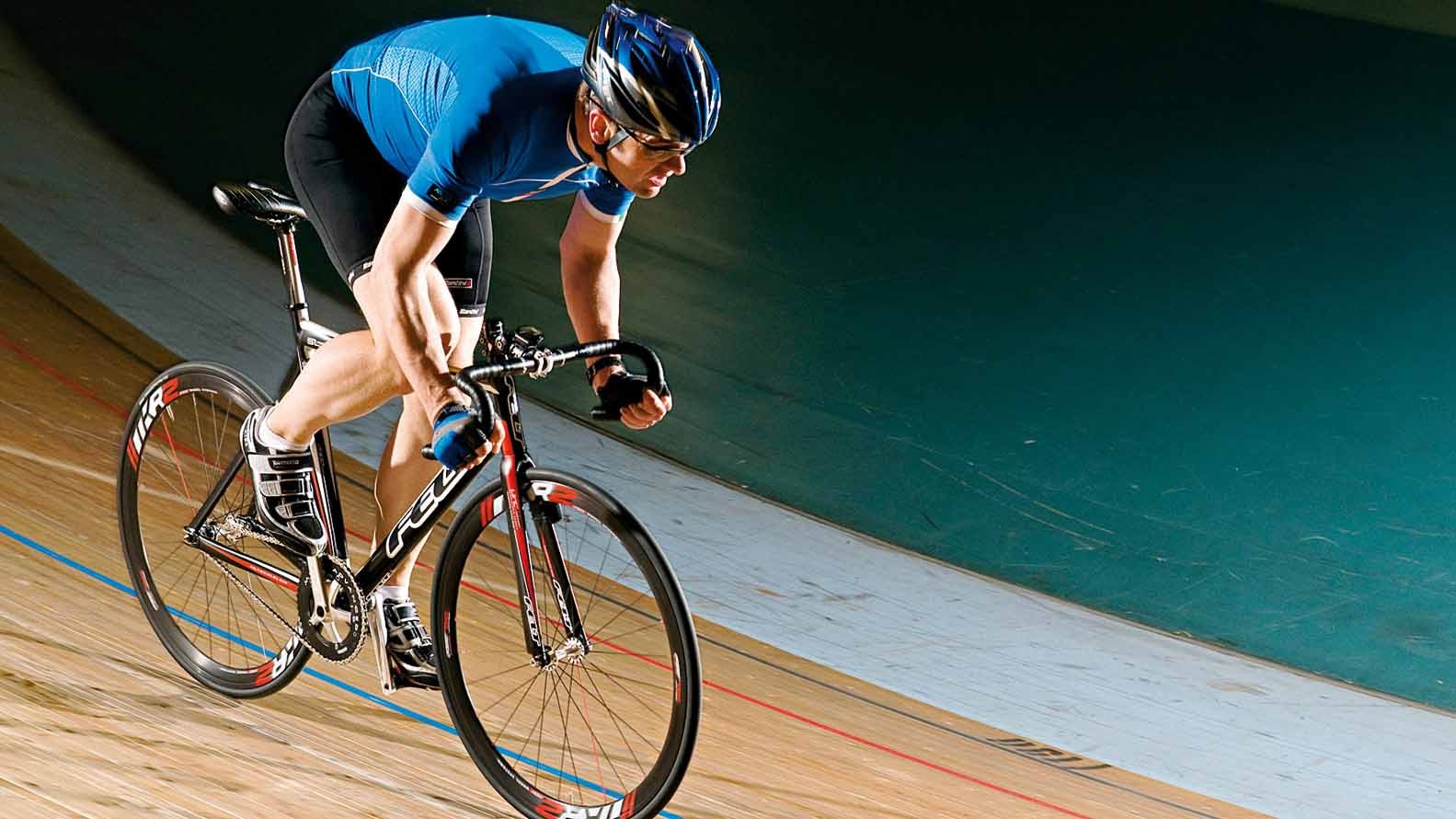 You'll have the benefit of experience while cycling in your forties