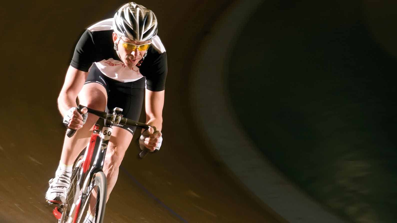 Focus on club rides while cycling in your fifties
