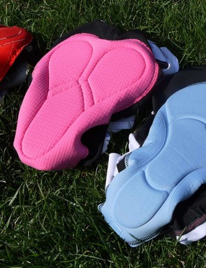 A chamois that fits well and feels great will make all the difference in ride comfort