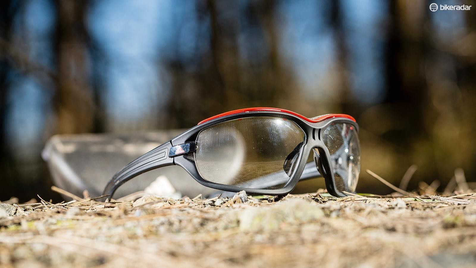 Adidas's Evil Eye Evo Pros offer a strong field of vision through big lenses