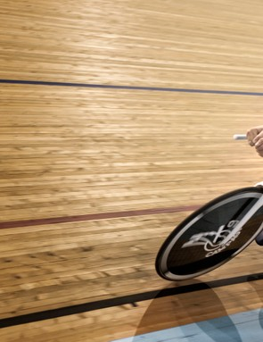 Dowsett's finally getting the chance to take on the Hour Record following a broken collarbone