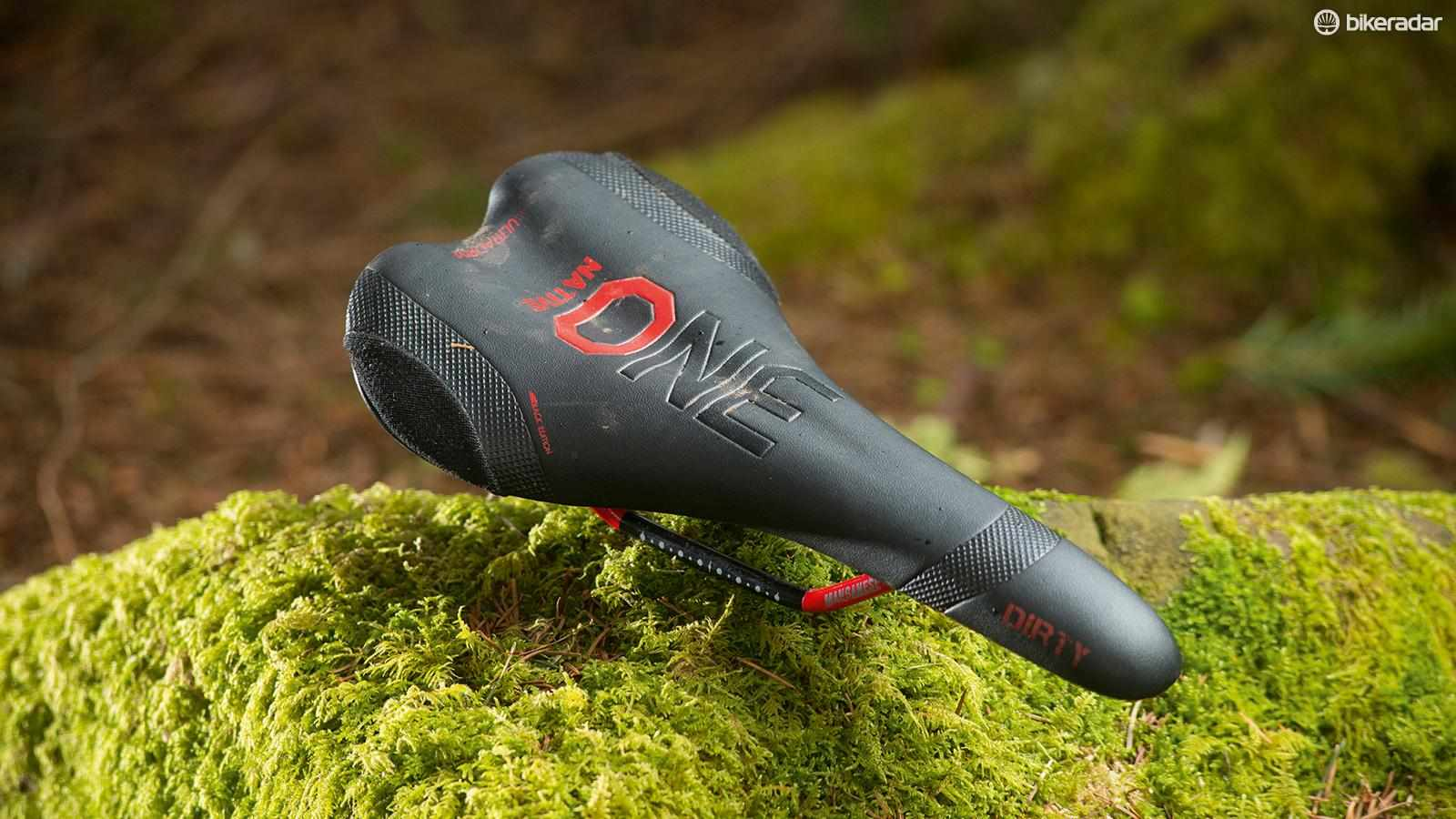 Dirty Native One BlackEdition saddle